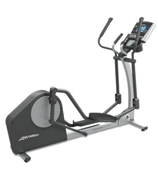 Elliptical Cross Trainer offered at Cardio Fitness India Pvt. Ltd. is a stationary exercising machine meant to stimulate walking, climbing, and running.