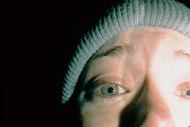The Blair Witch Project (1999) |  32 Horror Films You'll Wish You Hadn't Watched