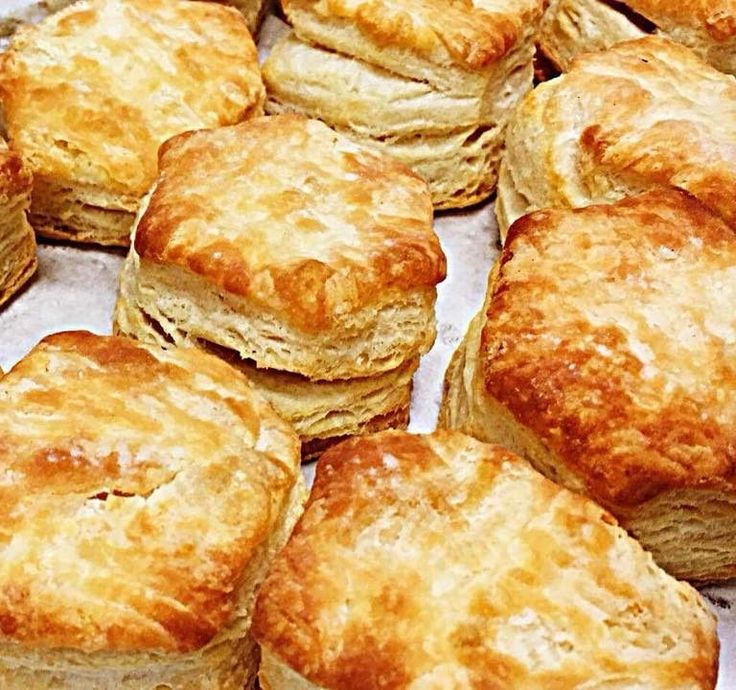 Fluffy and flaky, warm and buttery, there is very little in the way of side dishes as delicious, popular, and satisfying as a basket of super flaky biscuits. When I was a child, my …