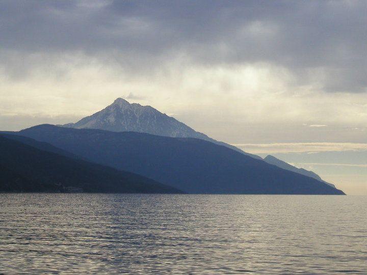 Η φωτογραφία της ημέρας από το Άγιον Όρος