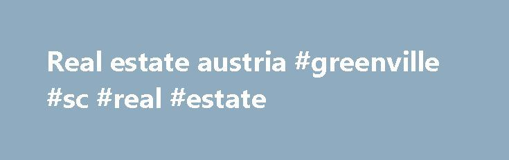 Real estate austria #greenville #sc #real #estate http://real-estate.remmont.com/real-estate-austria-greenville-sc-real-estate/  #real estate austria # Software Development Microsoft .NET Windows Applications and Web Applications We build and design Web based application from the ground up using best principal software practices. Using Managed code and Business Objects in the foundation of your application which allows for future expansion and improvements at every stage. Our Windows…