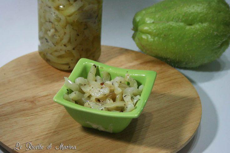 Zucchine spinose sott