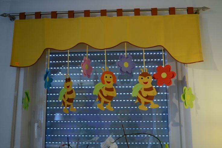 Die besten 25 gardinen querbehang ideen auf pinterest for Fensterdeko kinderzimmer