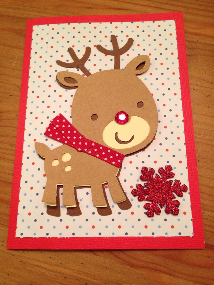 179 best cricut cardschristmas images on pinterest
