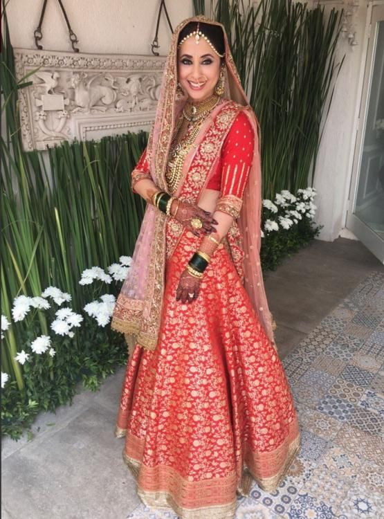 Here are First Pictures of Urmila Matondkar at her Wedding! | PINKVILLA