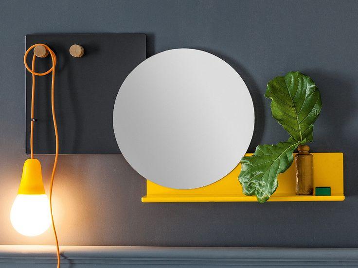 65 best Striking Mirrors images on Pinterest Wall mirrors - glasbild für küche