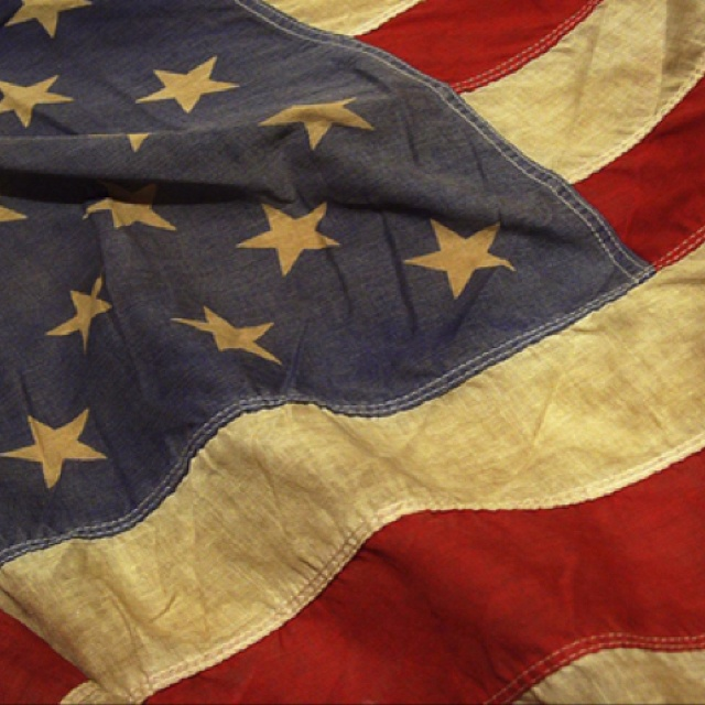 Old Glory...Says a lot about age and wisdom....wish we had a generation that was looking for wisdom.