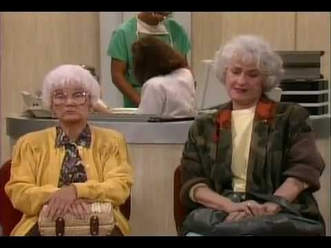 """The Golden Girls : """"Blanche Delivers"""" (Full Episode)"""
