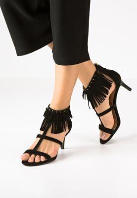 Ein toller Style wartet hier auf dich. Tamaris Riemensandalette - black für 69,90 € (20.05.16) versandkostenfrei bei Zalando bestellen.