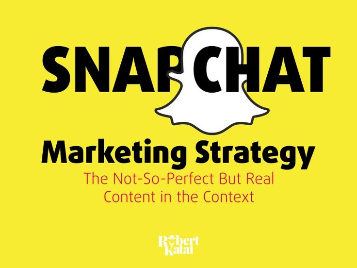 Why should marketers consider Snapchat in their visual marketing strategy? Check out this presentation to learn more.  Also, you can go on my personal blog www…