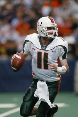 Ken Dorsey-Most Beloved Figures in Miami Hurricanes Football Team History  >>>  click the image to learn more...
