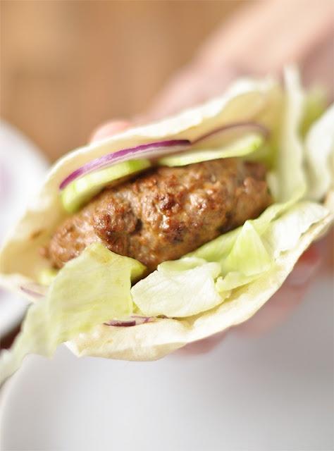 River Cottage burger | Csak a Puffin ad Neked erőt