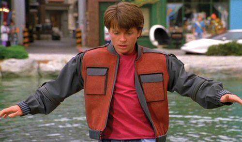 Куртка из фильма назад в будущее