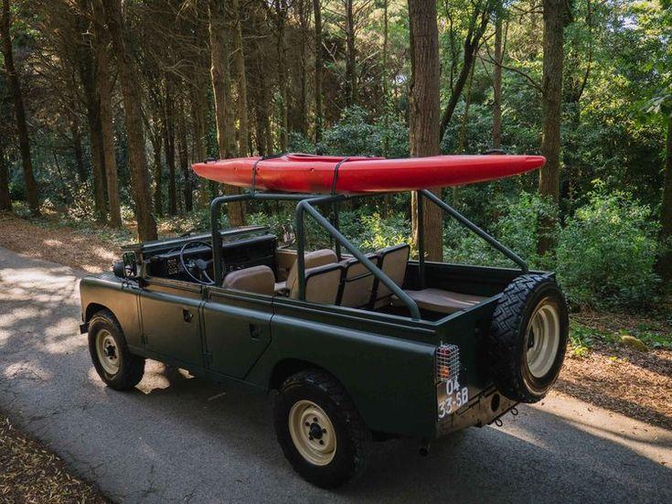Coolnvintage - Land Rover 109 Kayak — Cool & Vintage