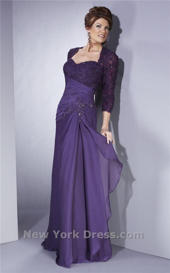 241 best mother of the bride dresses images on Pinterest | Wedding ...