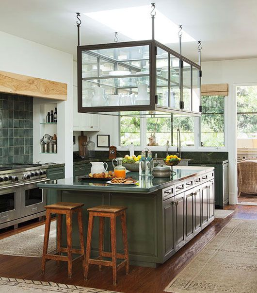 kitchen cabinet of curiosities