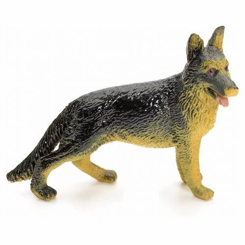 Perro lobo 12 cm pesebre | venta online en HOLYART
