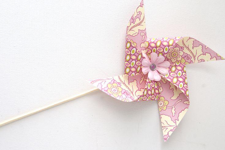 how to build a pinwheel