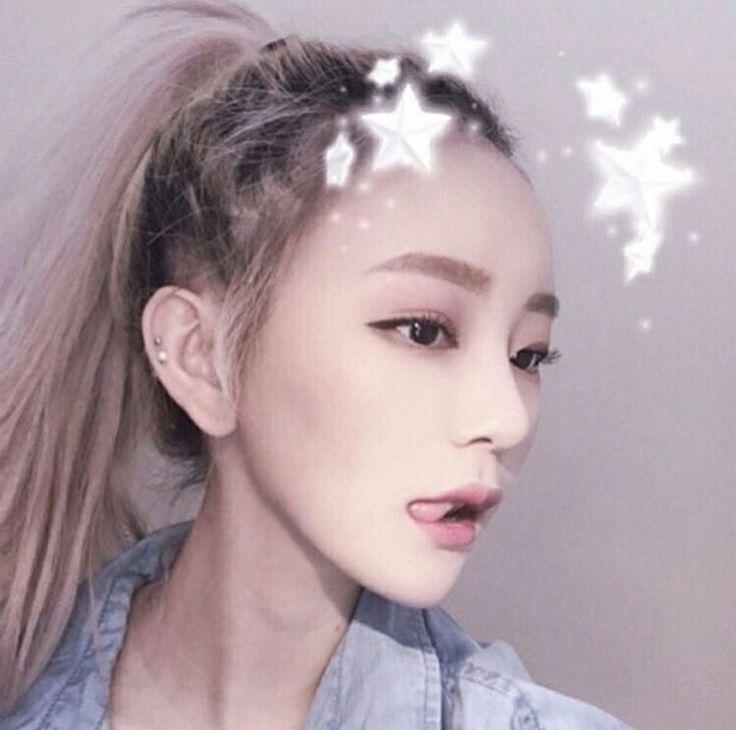 pinterest: @hongphetc … | Loiras | Ulzzang, Asian Makeup ...