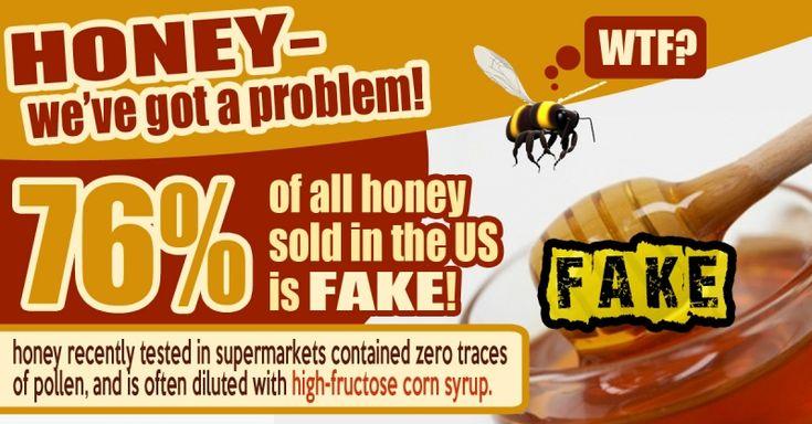 Fake Honey Anouncement
