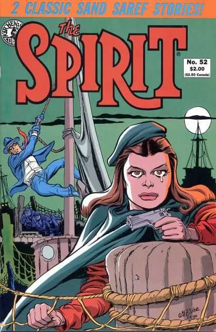 The Spirit #52, Will Eisner