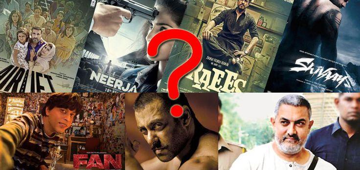 Highest-grossing-bollywood- movies-list-2016