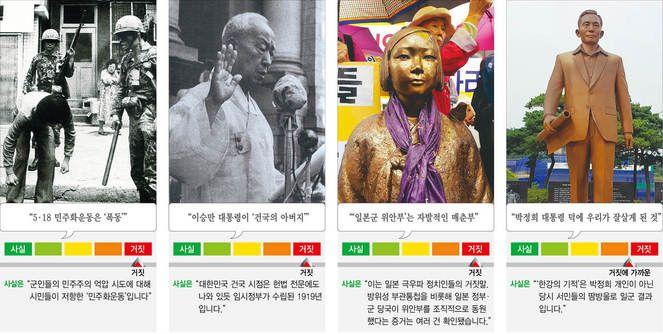 """[역사 지식 팩트체크] """"5·18이 폭동이라고? 이거 실화냐?"""" : 교육 : 사회 : 뉴스 : 한겨레"""