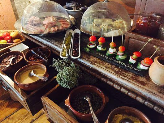 Breakfast at #Elakati … A Perfect way to start the day! #elakatiexperience #Rhodes #Greece#OnTripAdvisor