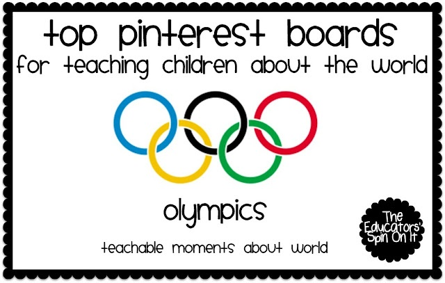 The Educators' Spin On It: Top Pinterest Boards to Teach Your Children About the WorldEducation Spinning, Tops Pinterest, Learning Education, Lessons Plans, Social Study, Pinterest Boards