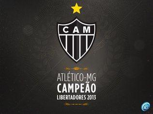Baixe os pôsteres do Atlético-MG campeão da Libertadores 2013 - Futebol - iG