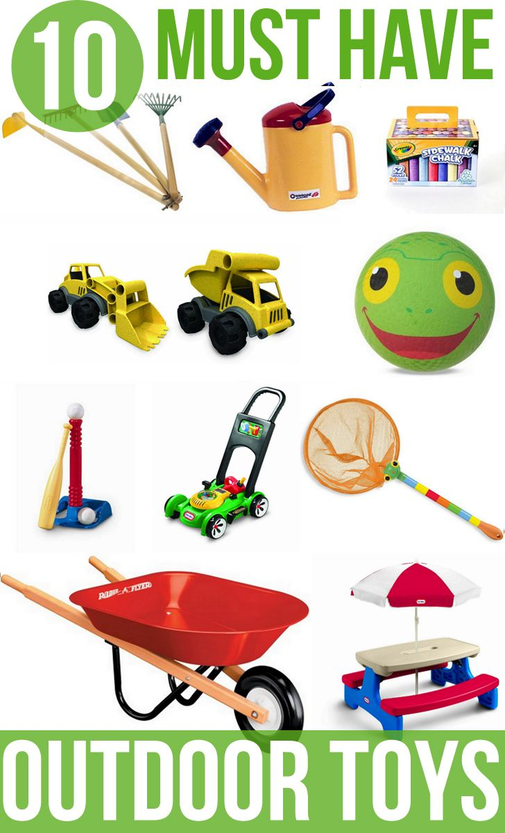 Popular Outdoor Toys For Toddlers : Best ideas about outdoor toys on pinterest