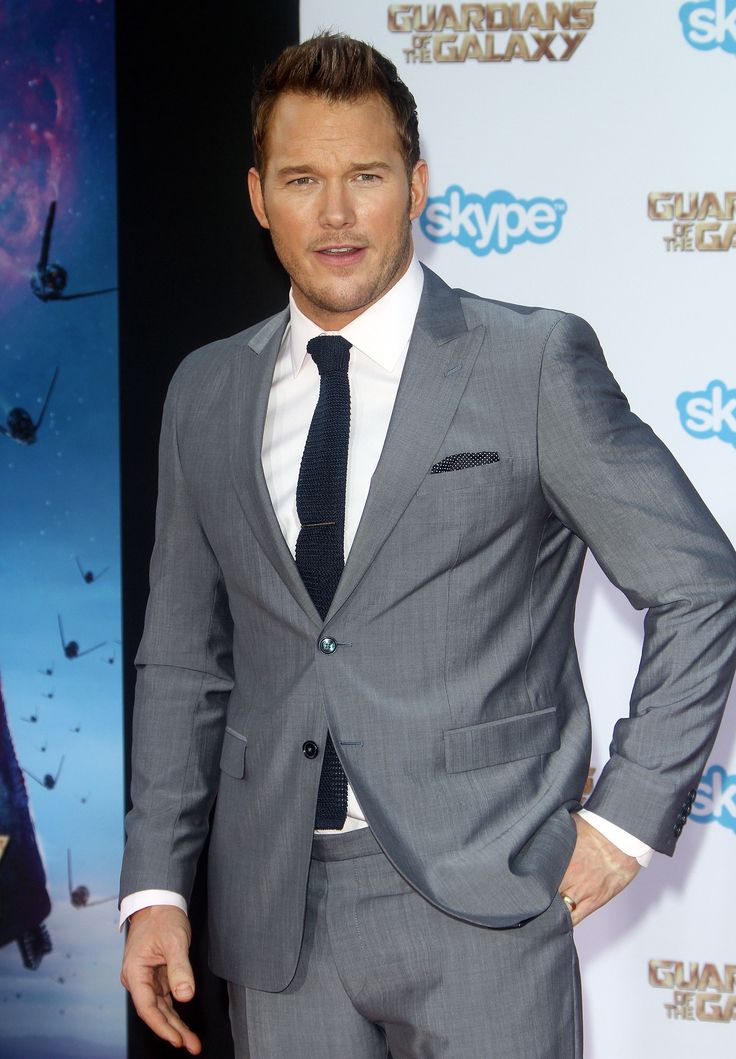 Going to see Chris Pratt shirtless in 'Guardians of the Galaxy' for sure!!