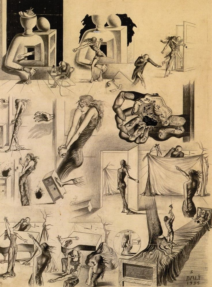 an analysis of the art of surrealism In surrealism and the art of crime, jonathan p eburne offers a revisionist  analysis of surrealism and its impact from its origins to the 1950s his focus on  the.