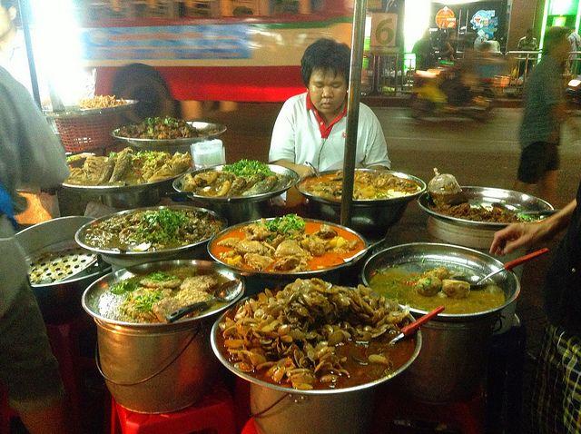 Китайская красная свинина Moo daeng