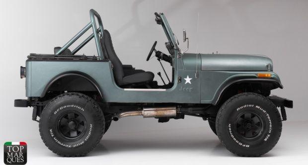 1985 Jeep CJ - 7