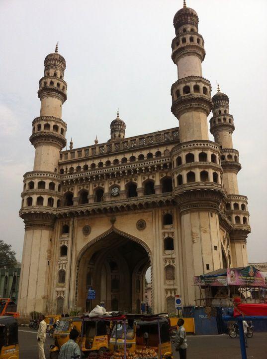 Hyderabad in Andhra Pradesh