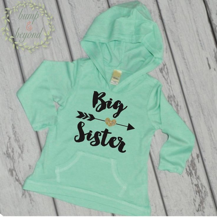 Birthday Shirt for Girls - This adorable long sleeve hoodie makes a great birthday girl outfit or photo prop! It's made of light weight jersey material for a super-soft touch and comfortable fit for y