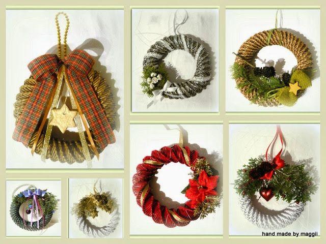 http://handmadebymaggii.blogspot.com/2013/12/swiateczne-wianuszki_5.html