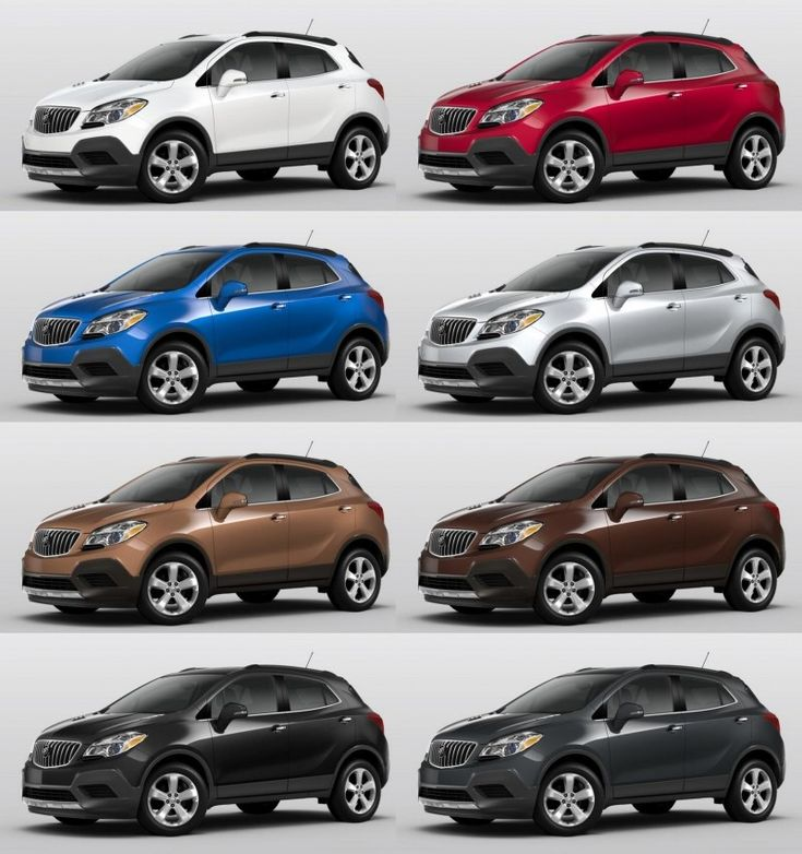 Buick Suv Small: 109 Best Images About SUV 4x4 On Pinterest