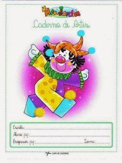 ATIVIDADES EDUCATIVAS: CAPAS DE PROVA
