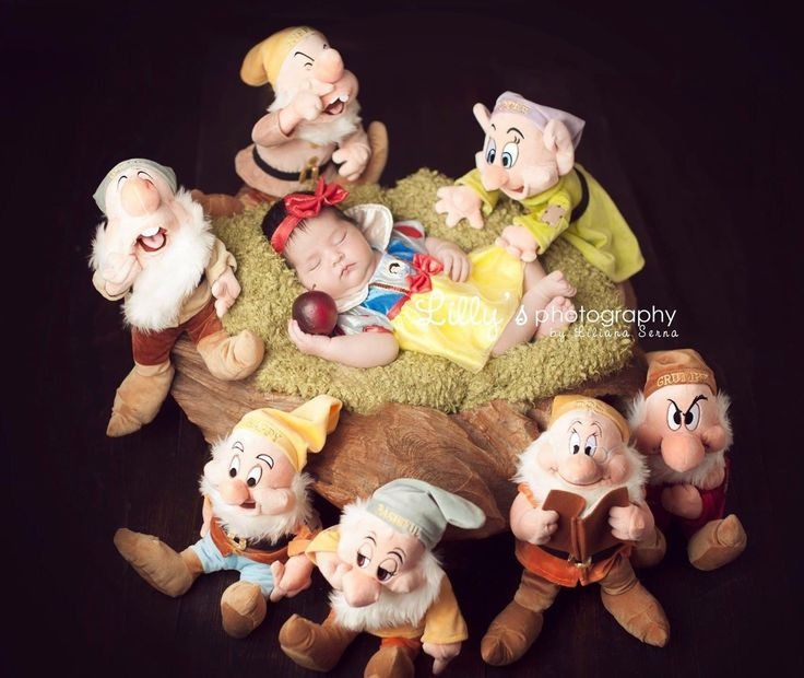 Disney Princess Photo Shoot For Babies And Kids How