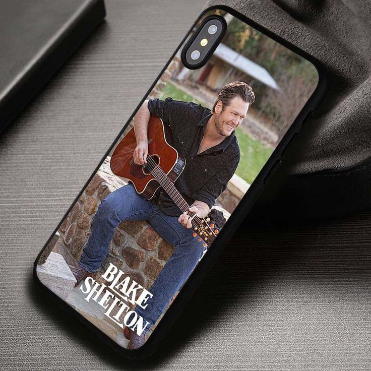 Blake Shelton Music - iPhone X 8  7 6s SE Cases & Covers #music #singer #blakeshelton #phonecase #phonecover #iphonecover #iphonecase #iPhone4case #iPhone4S #iPhone5case #iPhone5C #iPhone5S #iPhoneSE #iPhone6case #iPhone6Plus #iPhone6s #iPhone6sPlus #iPhone7case #iPhone7Plus #iphoneXcase #iphoneX #iphone8case #iphone8plus