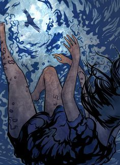 drawing of a person drowning - - Yahoo Image Search Results