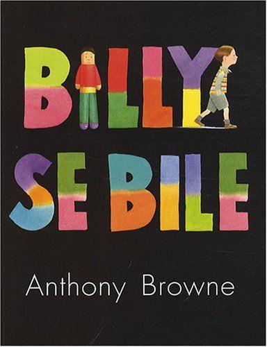 Billy se bile de Anthony Browne