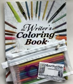 The Writer's Coloring Book Gift Packages