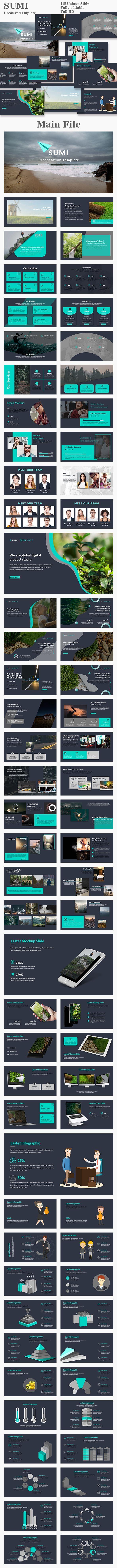 2208 best Google Slide Template images on Pinterest