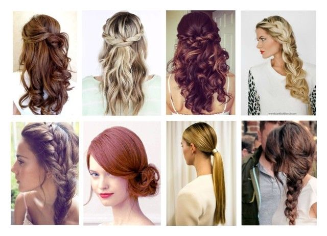 """""""Hairstyles"""" by desiresinstyle on Polyvore featuring moda e Retrò"""