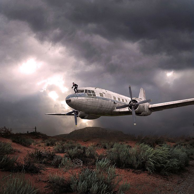 Fly By Wire by George ChristakisPhotos, George Christaki, Graphics Art, Photographers George, Photography Airplanes Stunts 2, Surrealism Photography, Beautiful Photographers, Artists George, Greek Photographers