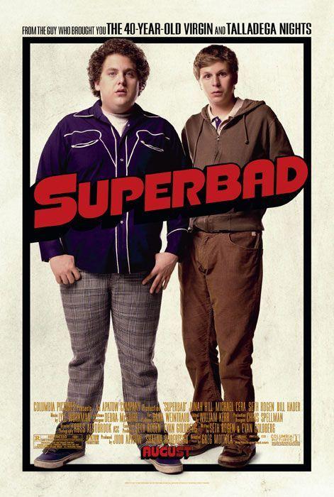 Superbad: Full Movie, Funny Movie, Best Movie, High Schools Senior, Superbad 2007, Poster, Jonah Hill, Favorite Movie, Emma Stones