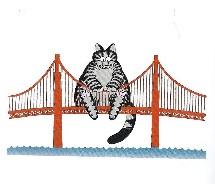 15 Best Kliban Cat Images On Pinterest